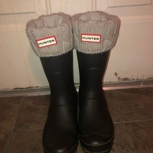 ETRANSFER ONLY HUNTER BOOTS (COMMENT OFFERS)